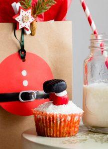 christmac cupcake